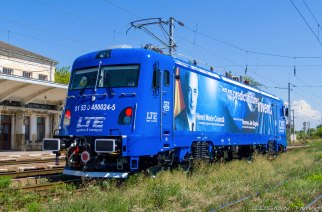 "LTE ""91 53 0480 024-5 "" on 16.08.2016 at Filiasi (RO)"
