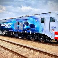 [DE] ELP EuroDual in MAD Logistik design is showing itself