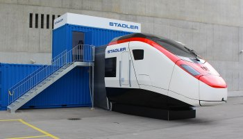 CH] Harsco Rail delivers first 6 maintenance vehicles for