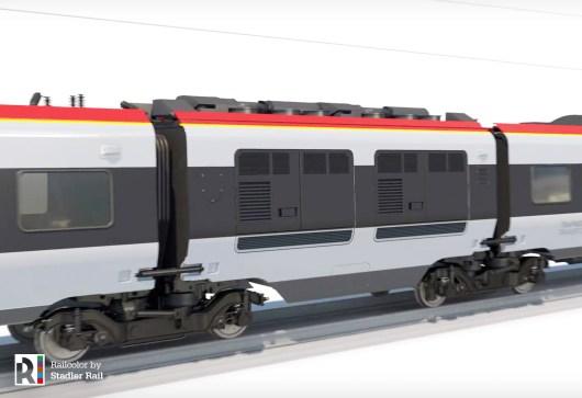 Still from Stadler Rail video