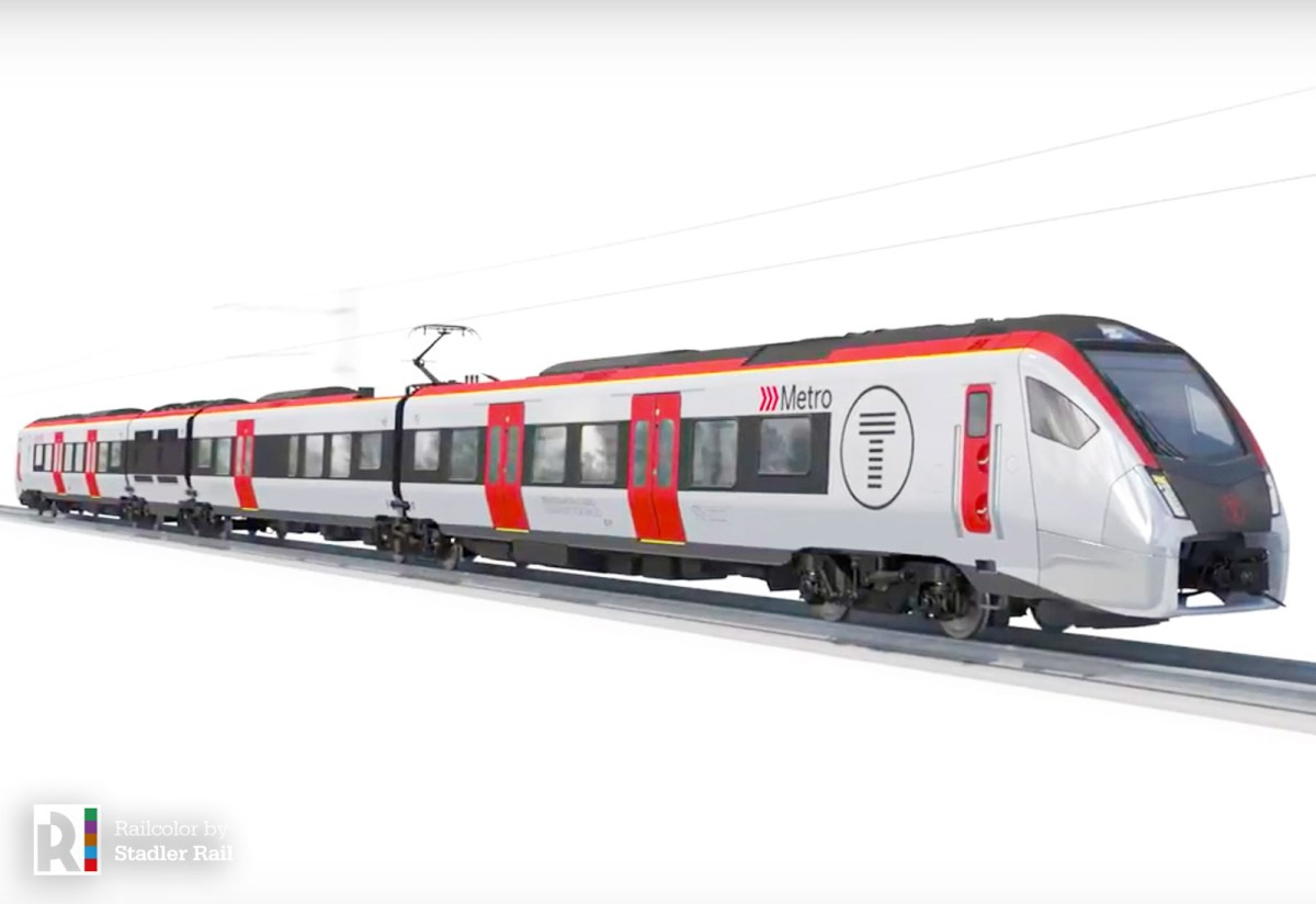 [UK] Official: Stadler is preferred bidder to supply 71 trains for Wales & Borders (video)