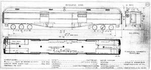 Soo Line Passenger Car Diagrams – RailfanDepot