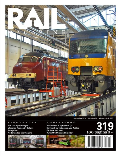 Rail Magazine 319