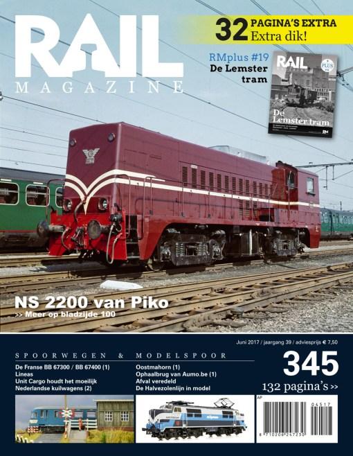 Rail Magazine 345