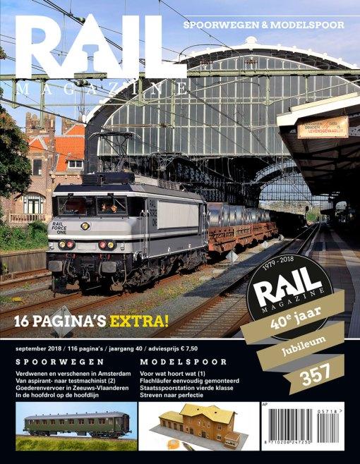 Rail Magazine 357