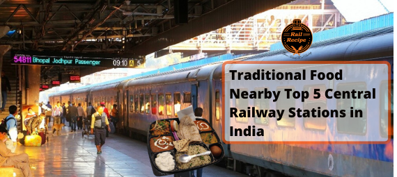 Central Railway Stations in India