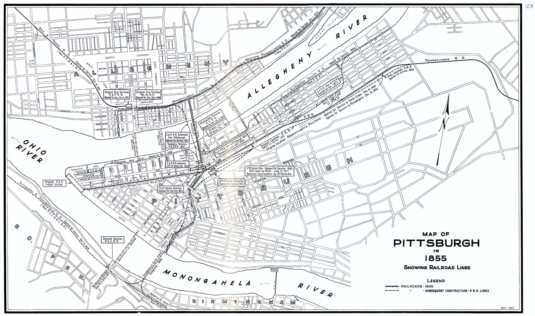 New Report Evaluates Hsr Routes Including Pgh S