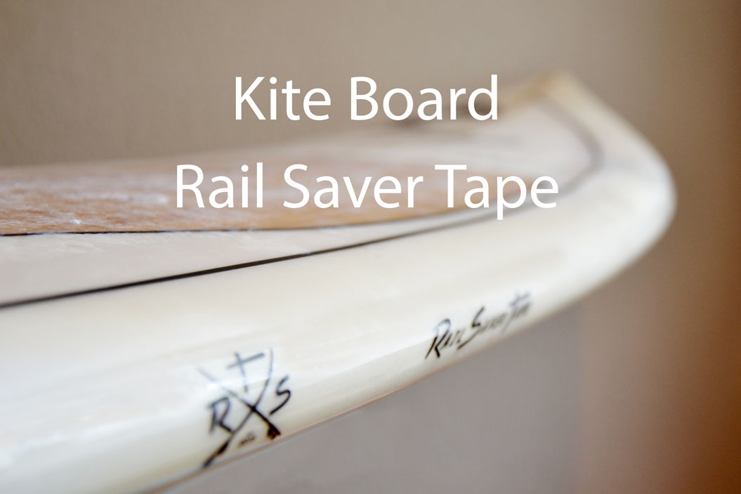 Kite Board Rail Saver tape