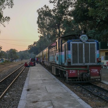 The Kangra Valley Railway – Part 1
