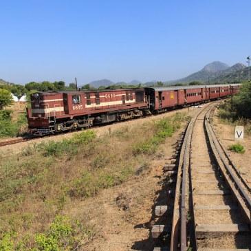 Last metre gauge in Rajasthan