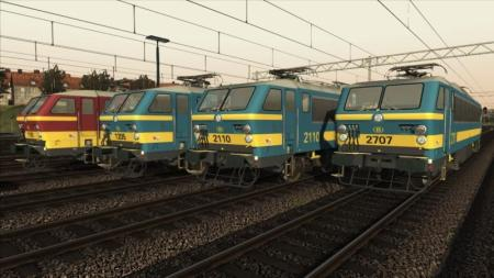 NMBS HLE 11.8/12/21/27