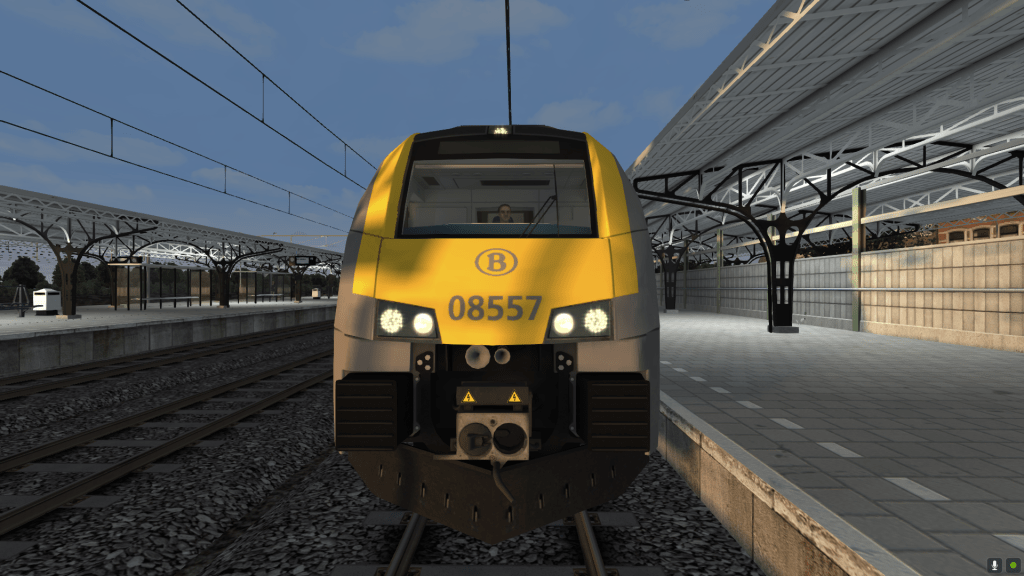 NMBS MS08 Repaint Pack