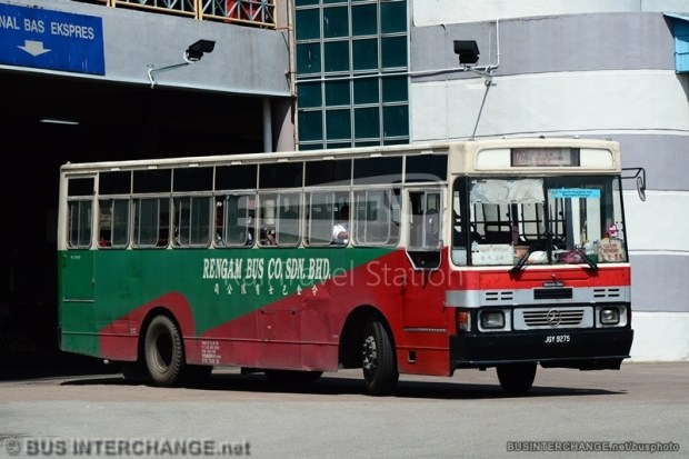 Rengam Bus Co 126 01