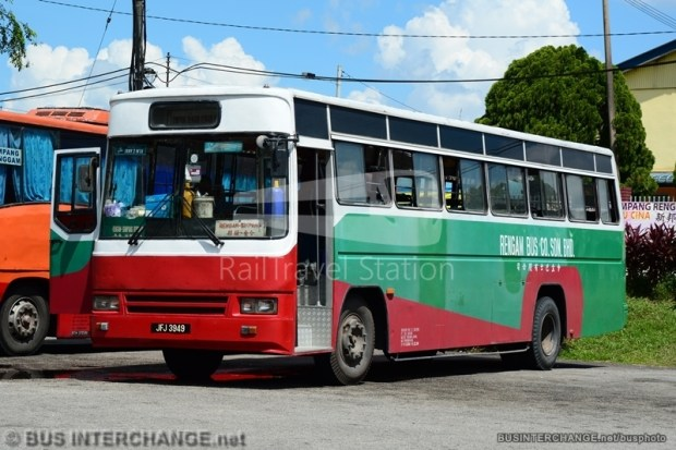Rengam Bus Co Simpang Rengam 01