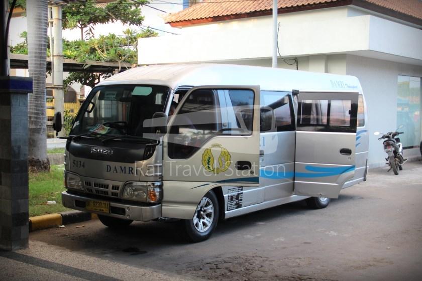 Singapore to Bali Day 6 DAMRI Bus Gilimanuk to Denpasar 01