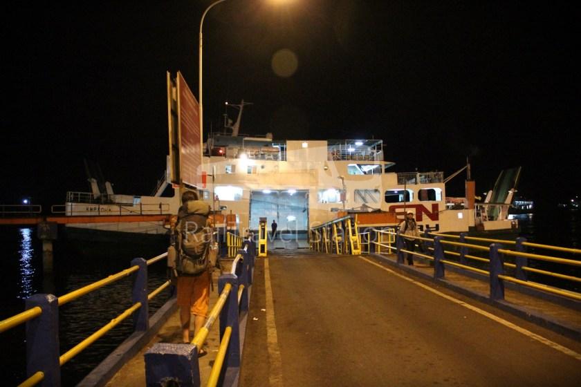 Singapore to Bali Day 6 Ferry Ketapang to Gilimanuk 08