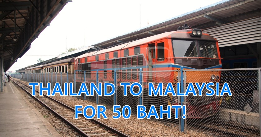 EXP 947 Hat Yai Junction Padang Besar BTC Cover
