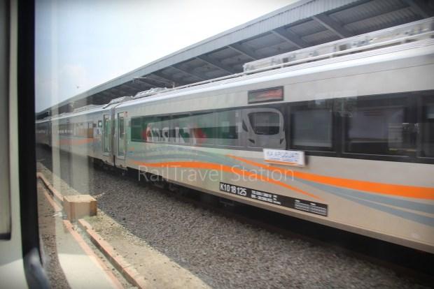 Ka Argo Bromo Anggrek 2l Jakarta Gambir To Surabaya Pasar Turi By Luxury Sleeper Train The Best Train Seat In Asean Railtravel Station