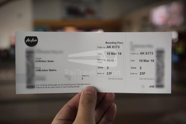 AirAsia AK6173 AOR JHB Abandoned 009