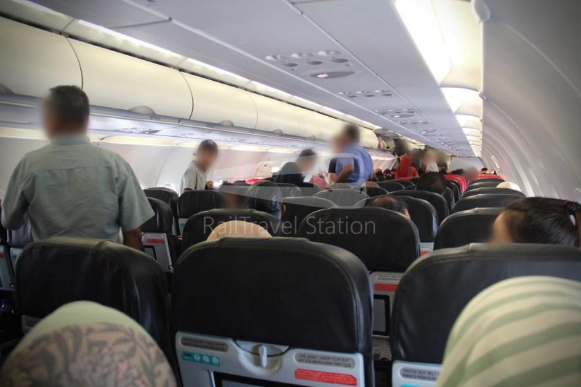 AirAsia AK6173 AOR JHB Abandoned 035