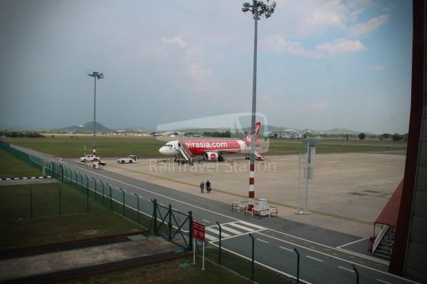 AirAsia AK6173 AOR JHB Abandoned 048