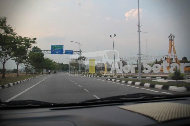 AirAsia AK6173 AOR JHB Abandoned 059
