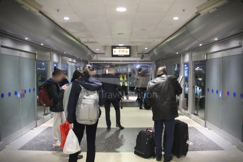 Birmingham Airport AirRail Link Airport Railway Station 002