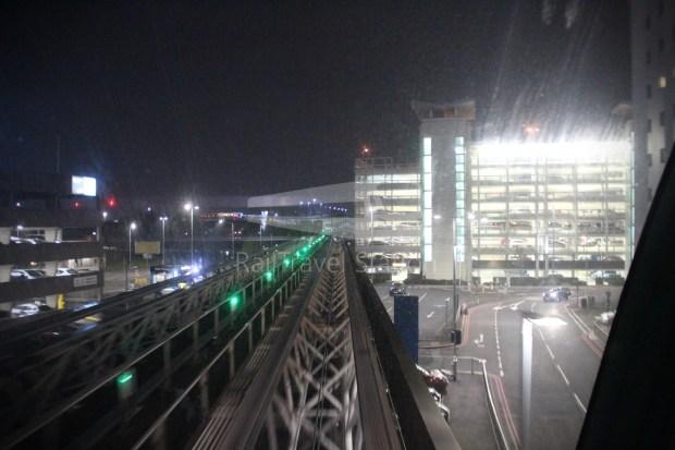 Birmingham Airport AirRail Link Airport Railway Station 010