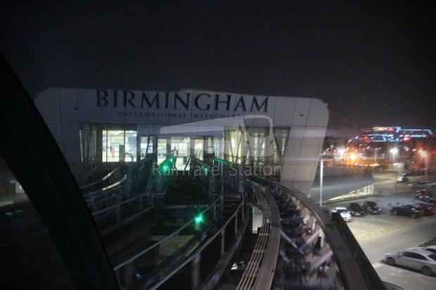 Birmingham Airport AirRail Link Airport Railway Station 013
