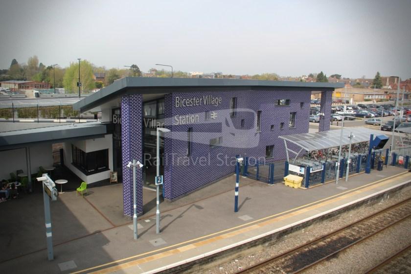 Chiltern Railways Bicester Village Oxford 020