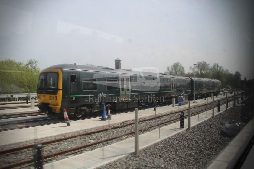 Chiltern Railways Bicester Village Oxford 041