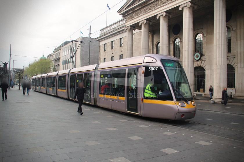 Dublin Yellow Umbrella Free Walking Tours South Side 004