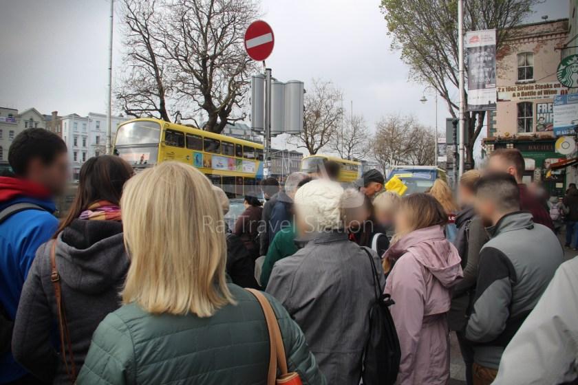 Dublin Yellow Umbrella Free Walking Tours South Side 009