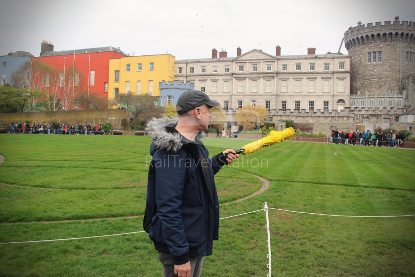 Dublin Yellow Umbrella Free Walking Tours South Side 048