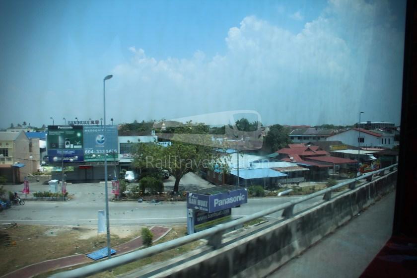 Ekspres Kesatuan Penang Sentral Alor Setar Shahab Perdana 026