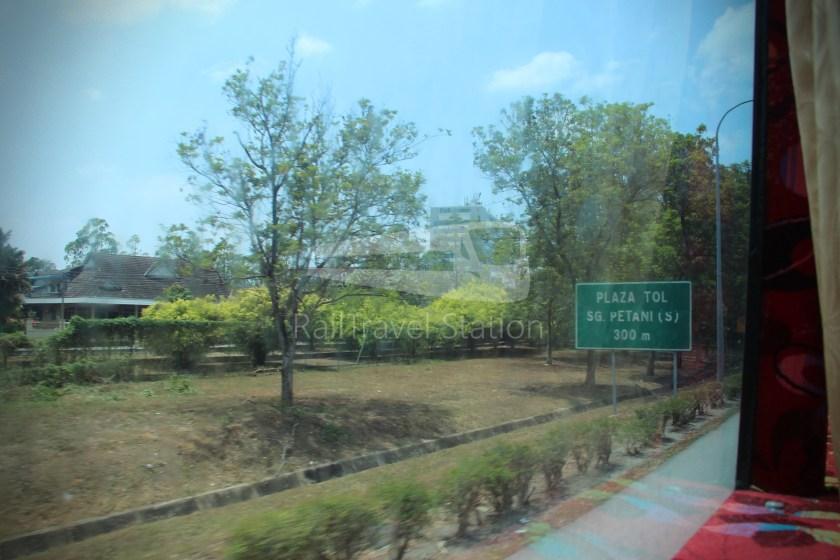 Ekspres Kesatuan Penang Sentral Alor Setar Shahab Perdana 031