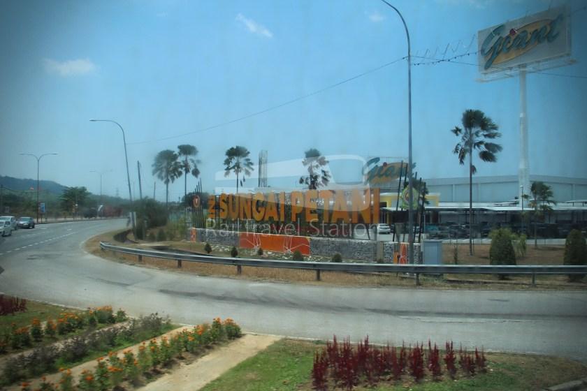 Ekspres Kesatuan Penang Sentral Alor Setar Shahab Perdana 033