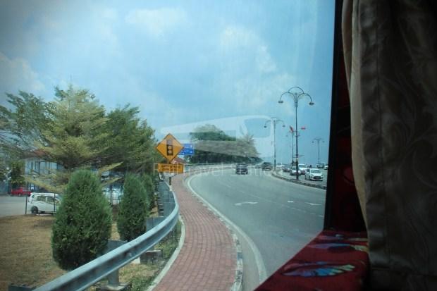 Ekspres Kesatuan Penang Sentral Alor Setar Shahab Perdana 038