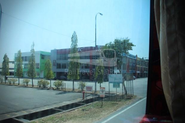 Ekspres Kesatuan Penang Sentral Alor Setar Shahab Perdana 054