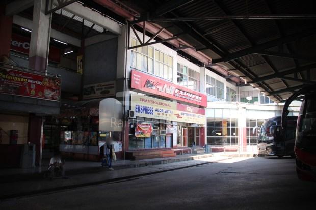 Ekspres Kesatuan Penang Sentral Alor Setar Shahab Perdana 062