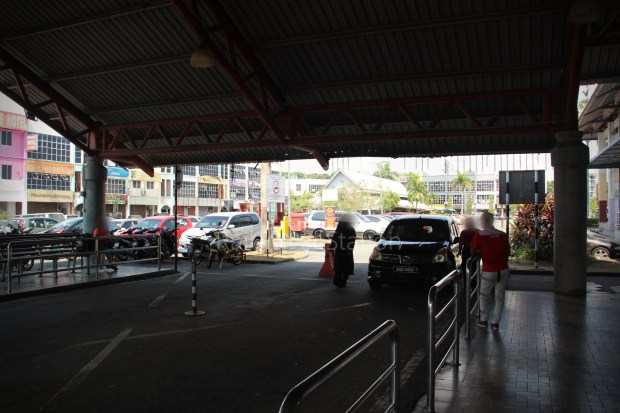 Ekspres Kesatuan Penang Sentral Alor Setar Shahab Perdana 065