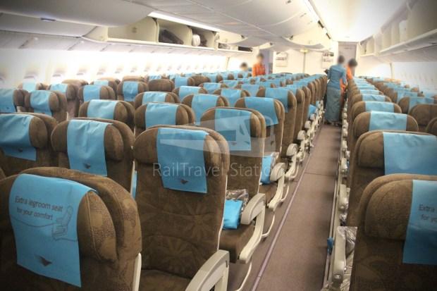 Garuda Indonesia GA86 SIN LHR 24W