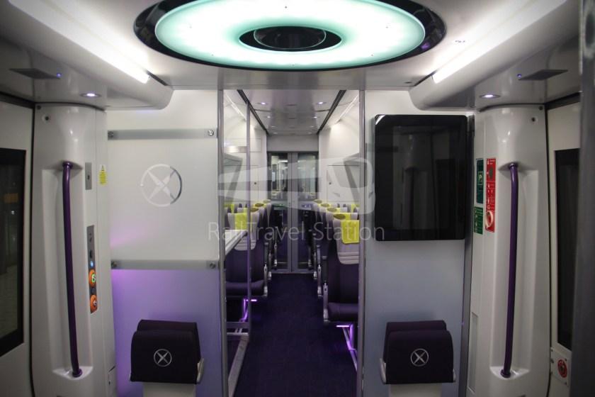 Heathrow Express TfL Rail Terminal 5 Terminal 4 013
