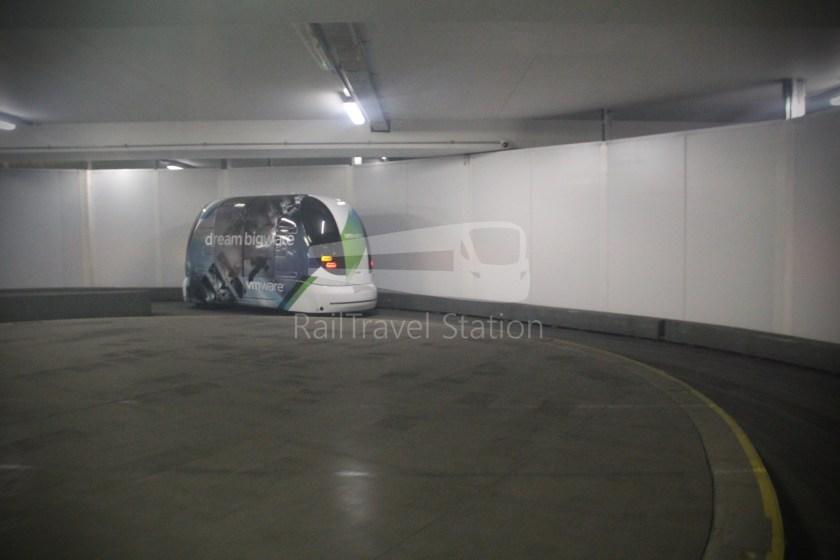 Heathrow Pod Pod Parking Station B Terminal 5 026