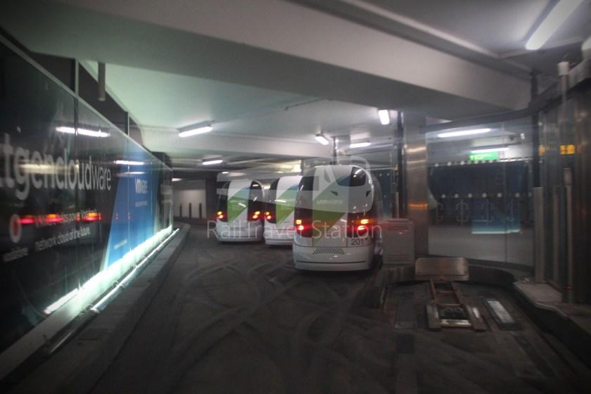 Heathrow Pod Pod Parking Station B Terminal 5 029