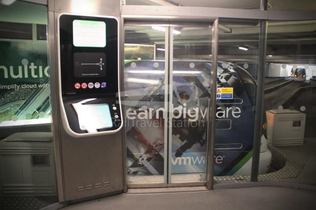 Heathrow Pod Terminal 5 Pod Parking Station A 002