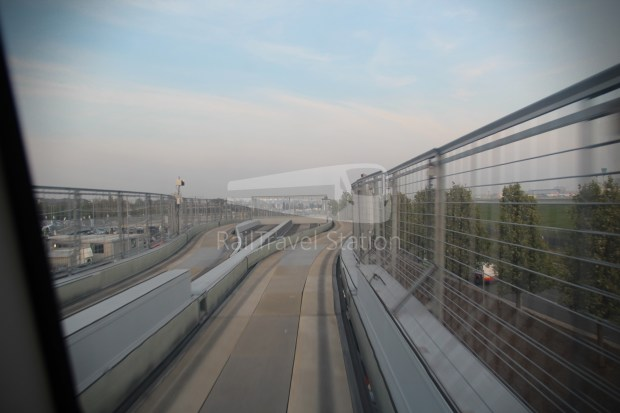Heathrow Pod Terminal 5 Pod Parking Station A 022