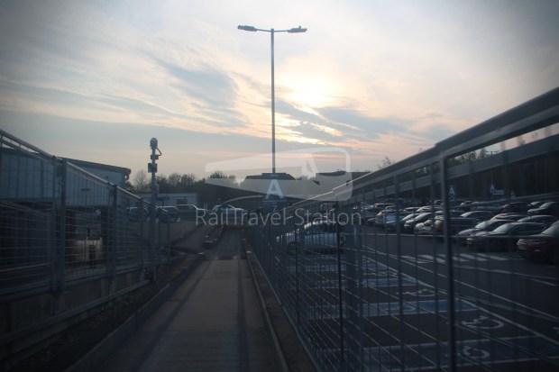 Heathrow Pod Terminal 5 Pod Parking Station A 024