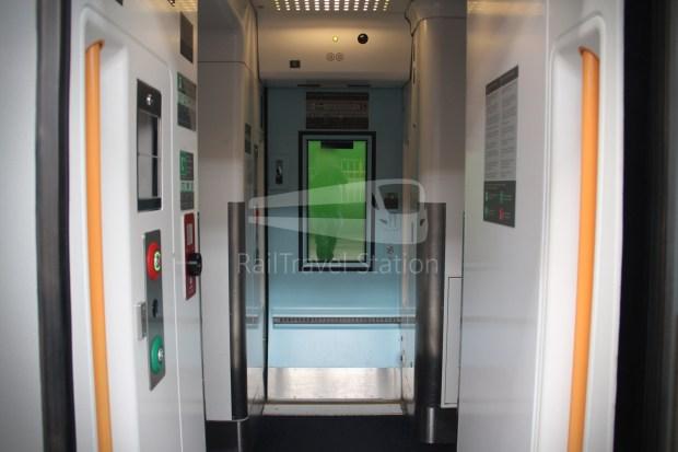 IE Irish Rail 22000 Class InterCity Railcar Exploration 020
