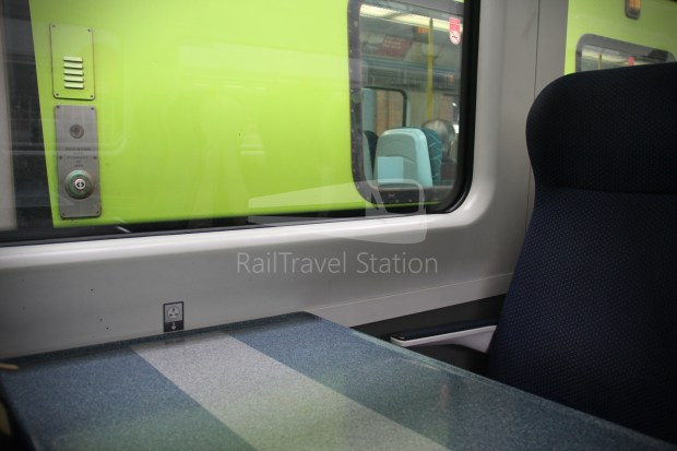 IE Irish Rail 22000 Class InterCity Railcar Exploration 025